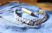 DIY: alte Jeans mit Strass pimpen!