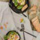 Fruchtiger Linsensalat von den [Foodistas]