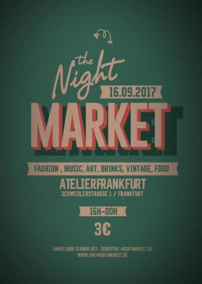 THE NIGHTMARKET #4