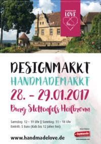 Handmade Love Design & Handmademarkt in Heilbronn