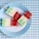 Fruchtige Popsicles: mit Melone & Joghurt