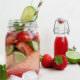{Rezept} Rhabarber-Erdbeer-Gin-Tonic   Jazz up your Glass