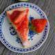 Den Sommer feiern- Mango-Erdbeer-Eistorte