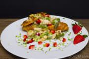 Croissants mit einer cremig-würzigen Fülle - Fastfood auf besondere (französische) Art ♥ [Birgit D]