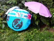 Sommer-ELNA-Nähkontest - meine Maritime Strandtasche