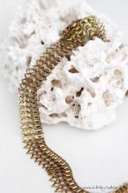 Gips-Korallen selber machen