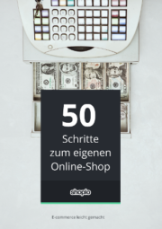[Free E-Book] 50 Schritte zum eigenen Online-Shop