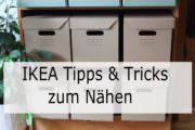 IKEA Tipps&Tricks zum Nähen