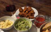 Alles selbstgemacht: Grill-Soße, Guacamole und Hähnchen-Nuggets