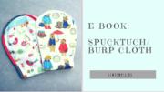 Freebook: Spucktuch nähen