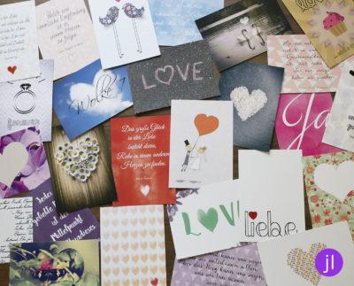 52 Postkarten - für das Hochzeitspaar 2nd Edition