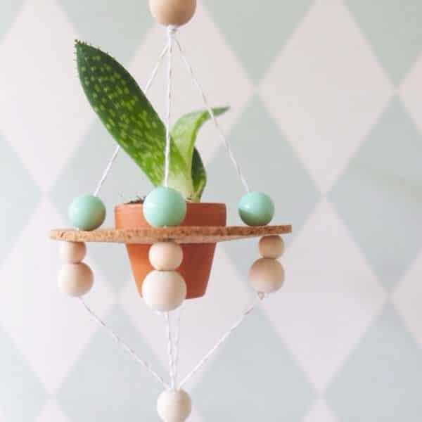 Mini-Pflanzen-Gebamsel