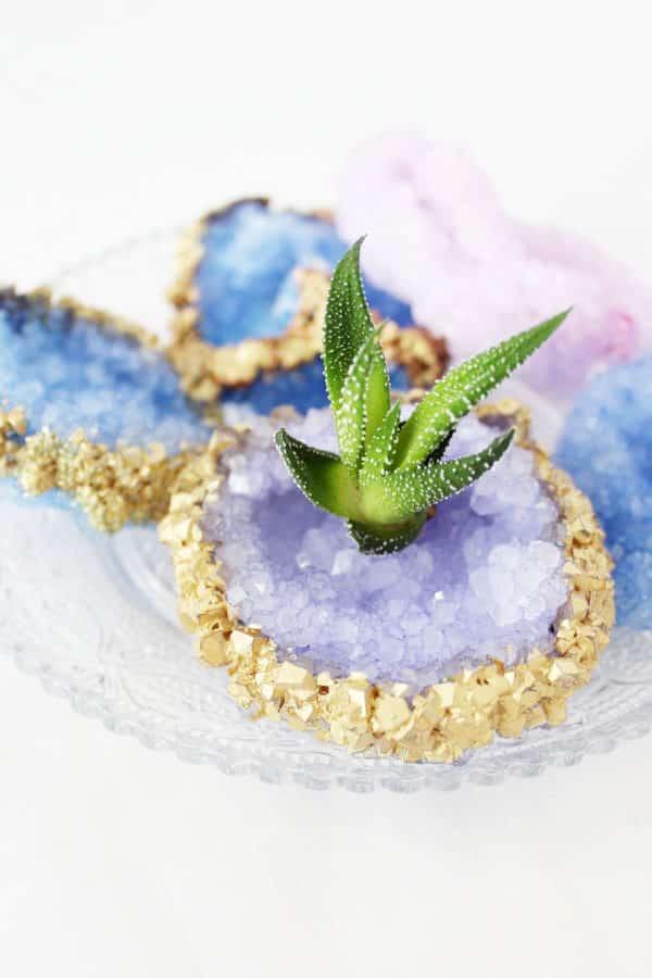 Kristalle selbst züchten