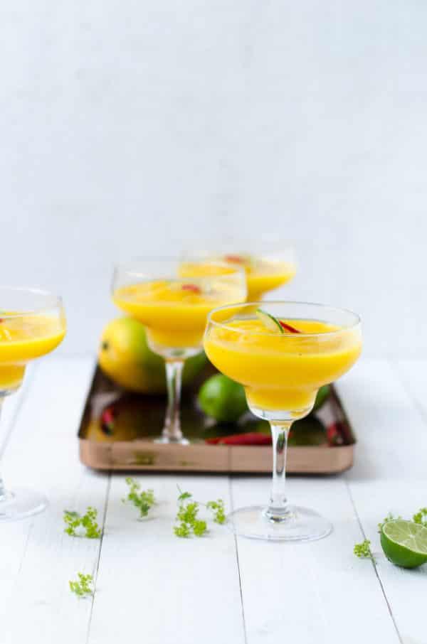 Mango Margarita von den [Foodistas]