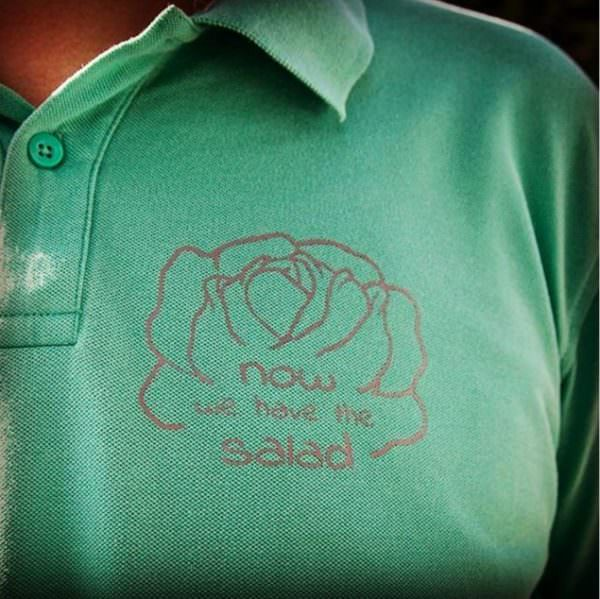 now we have the salad - Plotter-Freebie