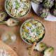 Pasta con carciofi e Ricotta von den [Foodistas]