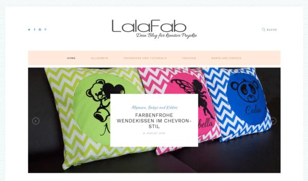LalaFab - Dein Blog für kreative Projekte