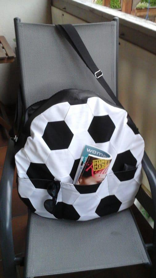 Fußballtasche