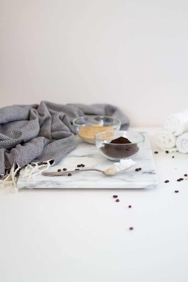 DIY KAFFEE PEELING