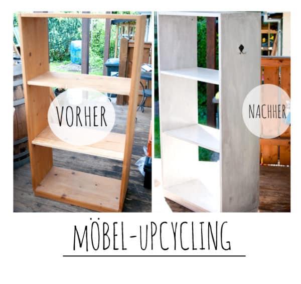 """Einmal in """"shabby chic"""", bitte. Ein Möbel-Upcycling in 4 Schritten."""