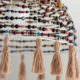 DIY | Boho Lampenschirm mit Holzperlen