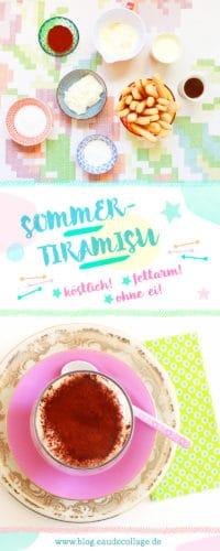 LEICHTES SOMMER-TIRAMISU OHNE EI