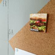 Eine Food-Pinnwand für die ganze Familie