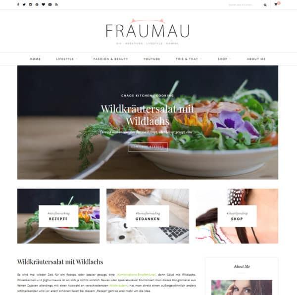 fraumau - Alles-Tuerin aus Leidenschaft