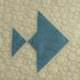 Vorlage für Fische - Paper Piecing