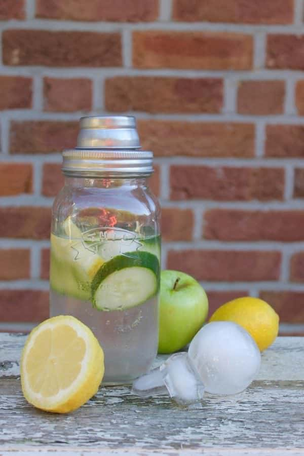 So frisch, so gut: Infused Water