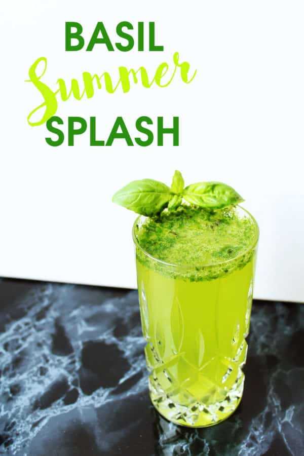 BASIL SUMMER SPLASH
