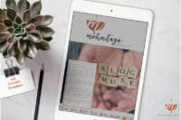 DIY-Mediakit + Freebie Design Vorlage