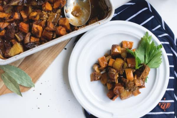 Veganer Irish Stew | Mohntage