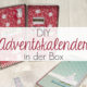 Adventskalender in der Dose