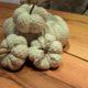 Wollkürbisse ein Upcyclingprojekt aus einem alten Pullover