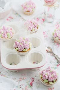 """Irish Cream Coffee Cupcakes!"""