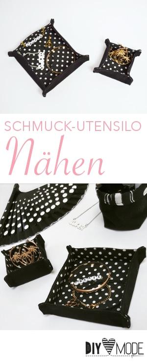 Schmuck-Utensilo nähen / Video