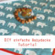 DIY - eine einfache Babydecke nähen