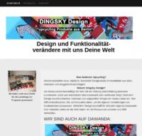 Startseite - DINGSKY Design - upcycling from Neukölln, Berlin