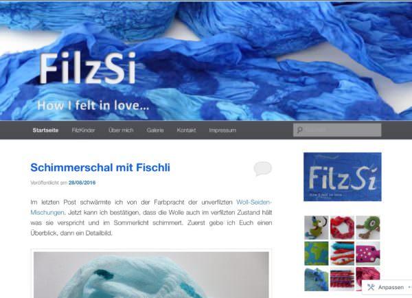 FilzSi - how I felt in love