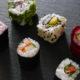 Vegetarisches Sushi selber machen