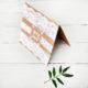 5 DIY Ideen für eine vintage / romantische Hochzeit - mit Spitze und Kraftpapier