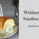 Weltbester Sandkuchen (ohne Ei/vegan)