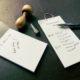 Notizblöcke selber machen und die Schon-erledigt-Liste
