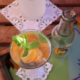 Wodka-Tonic mit Kumquats
