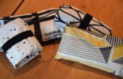 Kleine Täschchen für die Handtasche