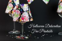 Last Minute Party Deko! Free Printable