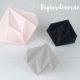 DIY Papierdiamanten falten