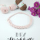 DIY Strickkette aus veganer Wolle
