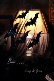 Tanz der Vampire Fledermäuse aus Getränkedosen